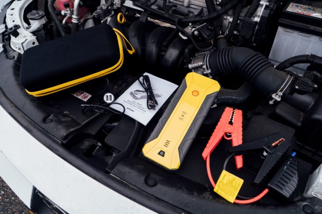 Shell 1200A Portable Jump Starter 11 1024x682 - 1200A Shell Portable Jump Starter Review: How It Works & Should You Buy It?