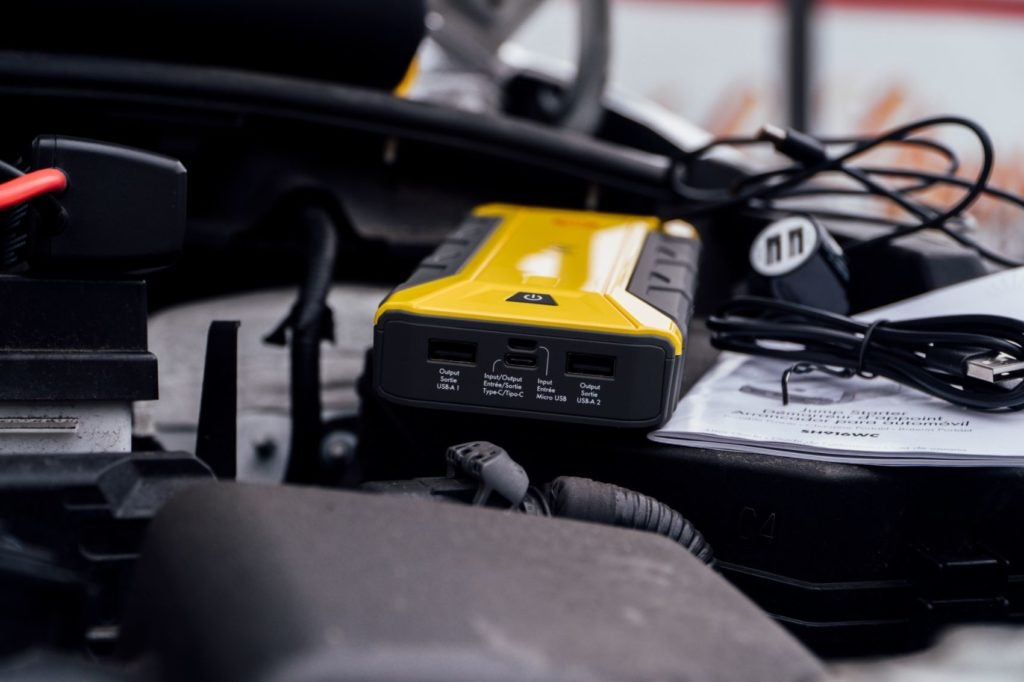 Shell 1200A Portable Jump Starter 16 1024x682 - 1200A Shell Portable Jump Starter Review: How It Works & Should You Buy It?