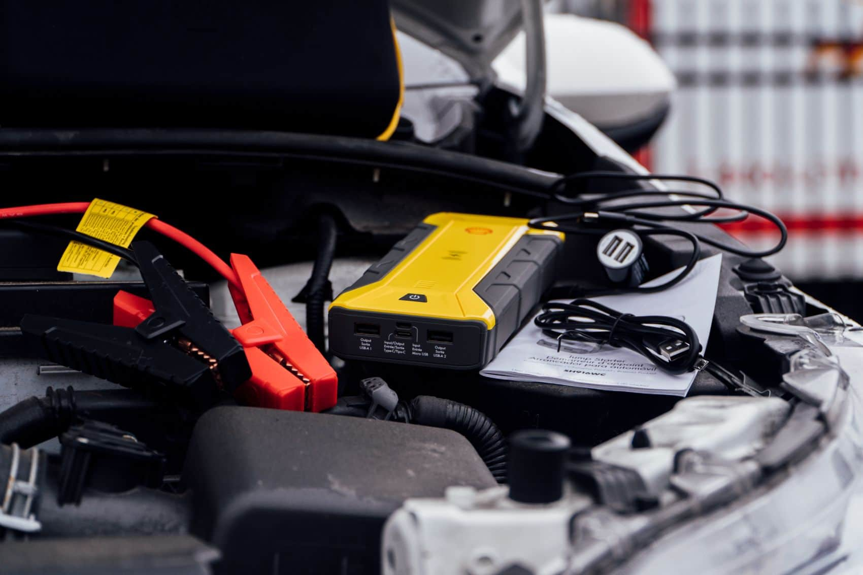 1200A Shell Portable Jump Starter Review: How It Works & Should You Buy It?