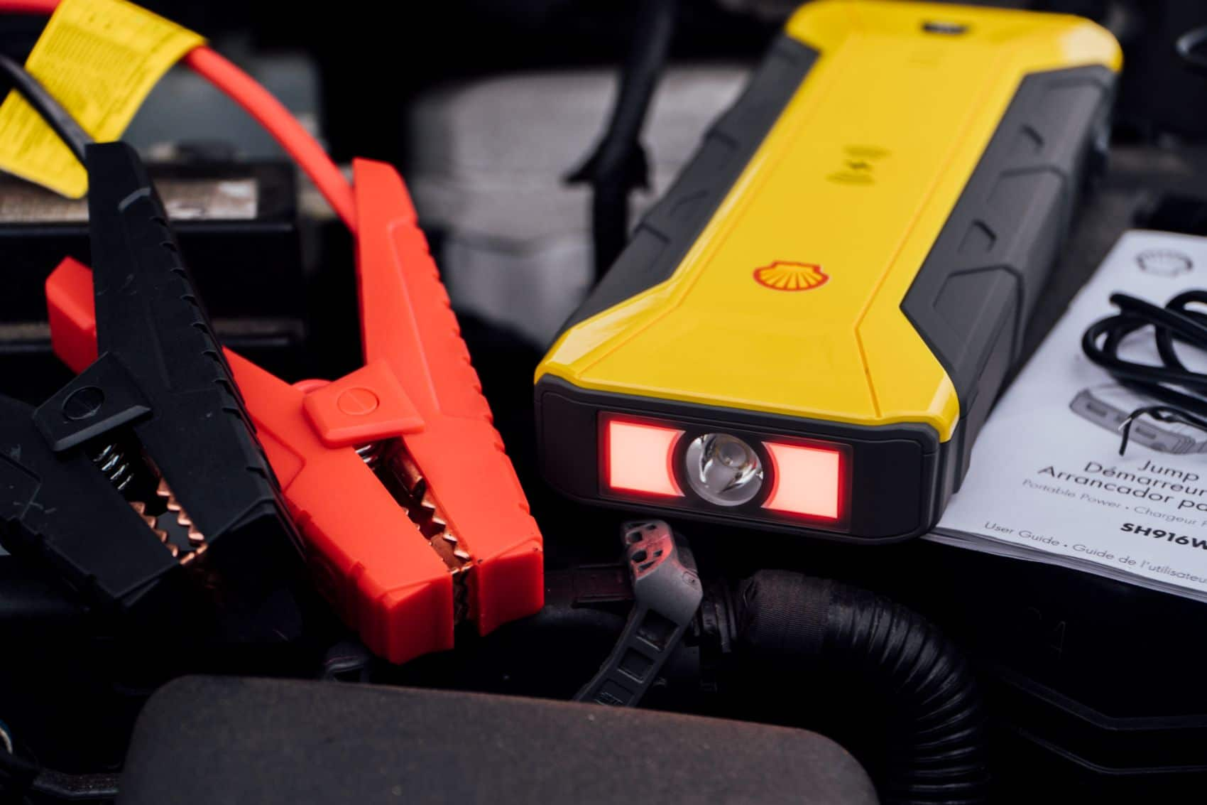 Shell 1200A Portable Jump Starter 22 - 1200A Shell Portable Jump Starter Review: How It Works & Should You Buy It?