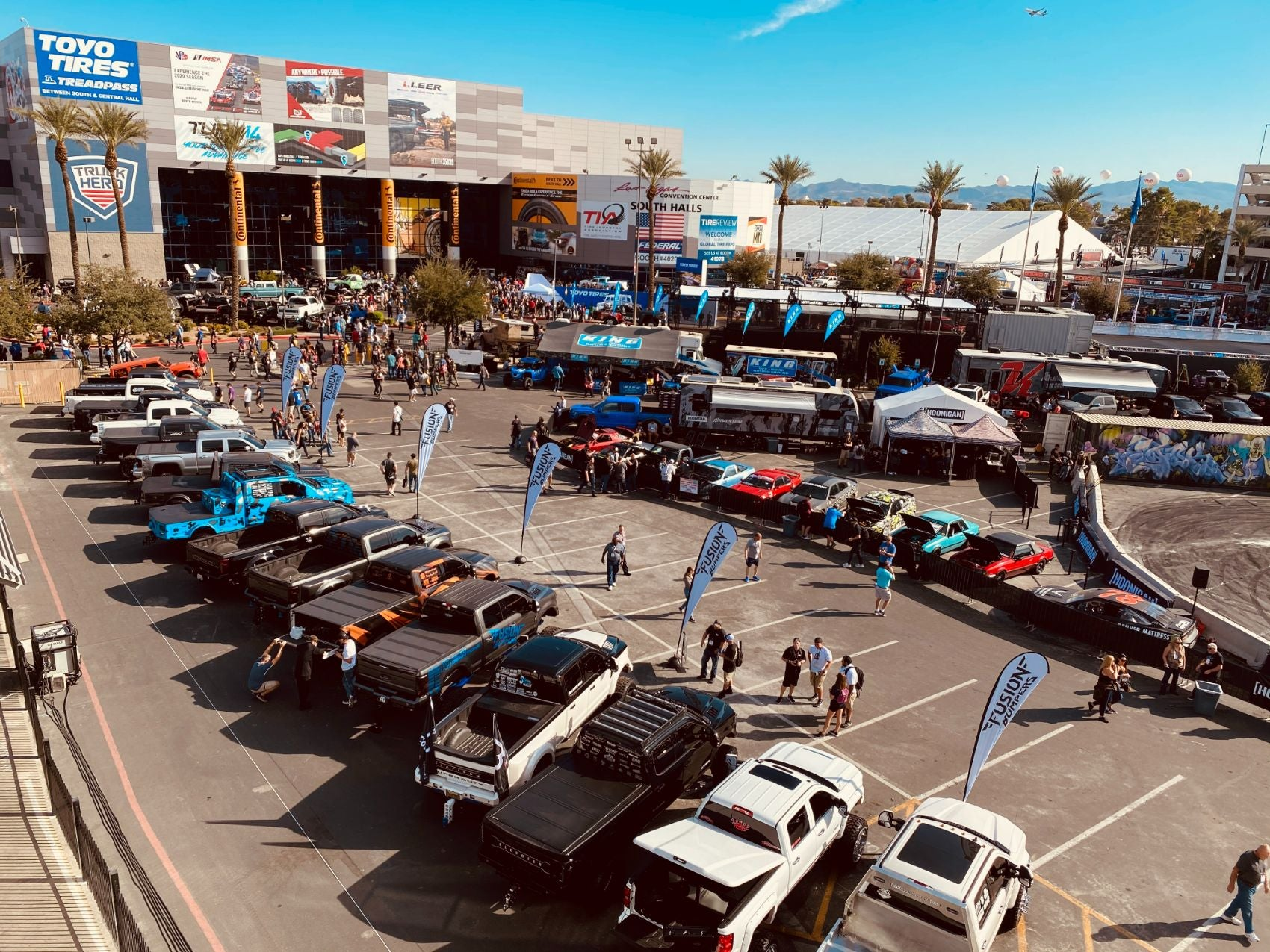 SEMA 2021 Preview: PRO Cup Challenge, Battle of the Builders, New Mobile Tire Equipment & More