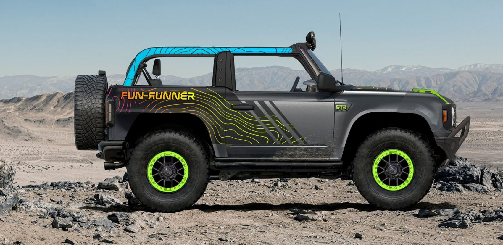 Get a Load of These 6 Wild Bronco Custom Builds for SEMA 2021