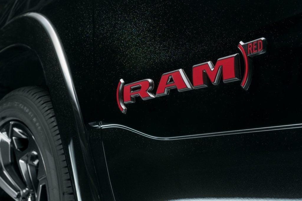 2022 Ram 1500 RED Edition 2