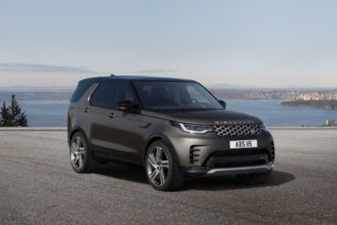 2023 Land Rover Discovery Metropolitain Edition 11