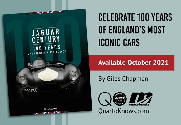 Jaguar Century: 100 Years of Automotive Excellence