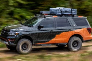 Ford Expedition Timberline Off Grid concept 1