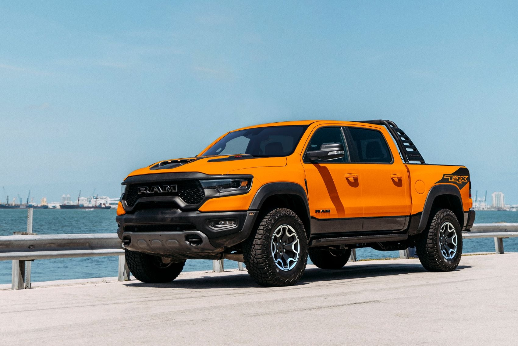 Ram 1500 TRX Ignition, Longhorn SouthFork & (RED) Editions: See What's New