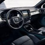 Volvo C40 Recharge Interior 1