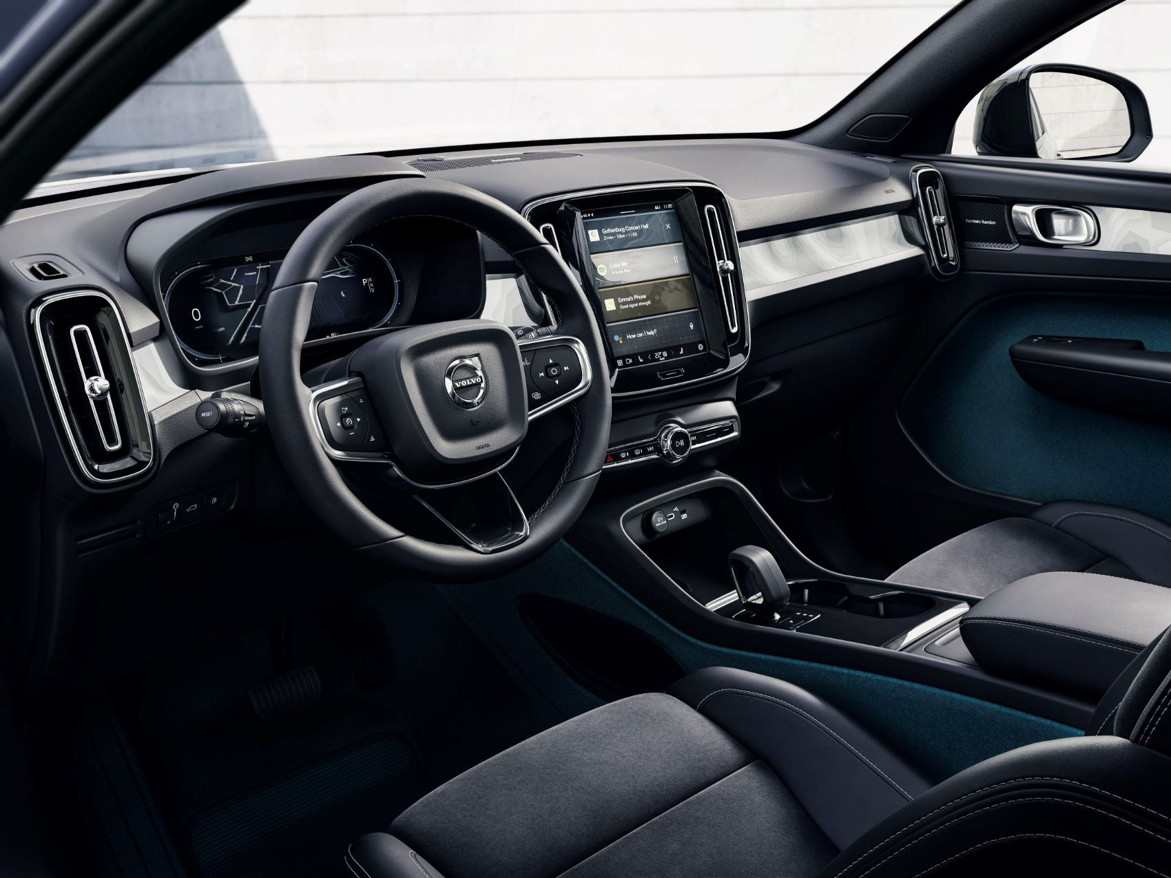 Volvo Commits to Sustainable & Leather-Free Interiors for Future EVs